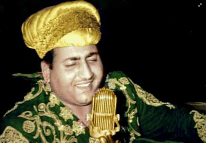 The Legendary Indian Playback Singer,